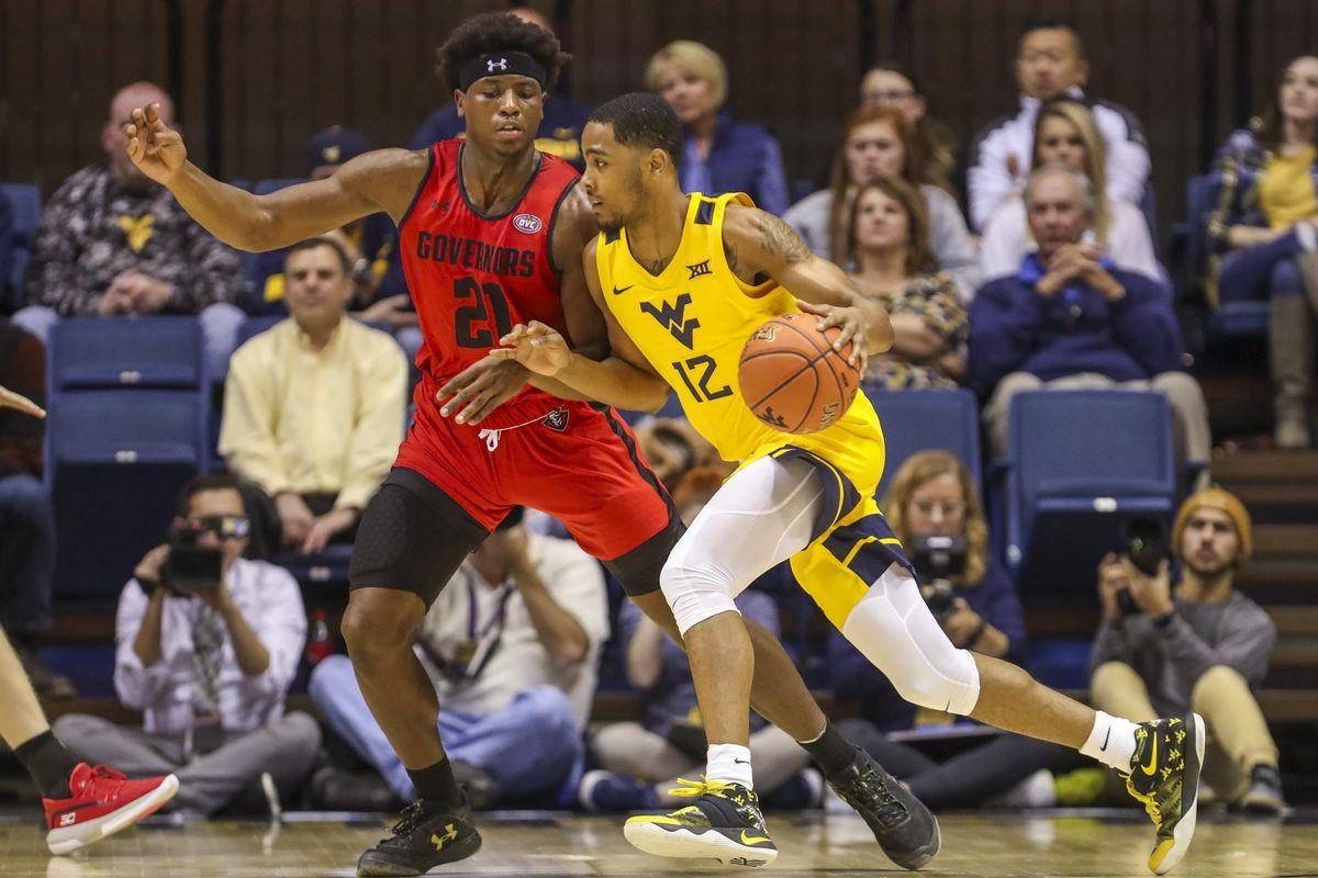 NCAA Basketball: Austin Peay at West Virginia