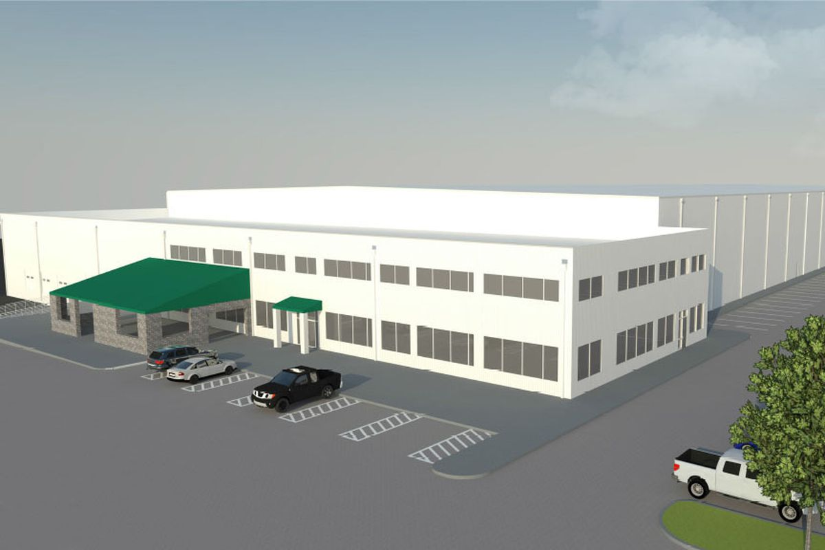 New Whole Foods Distribution Center In Pullman Ready To