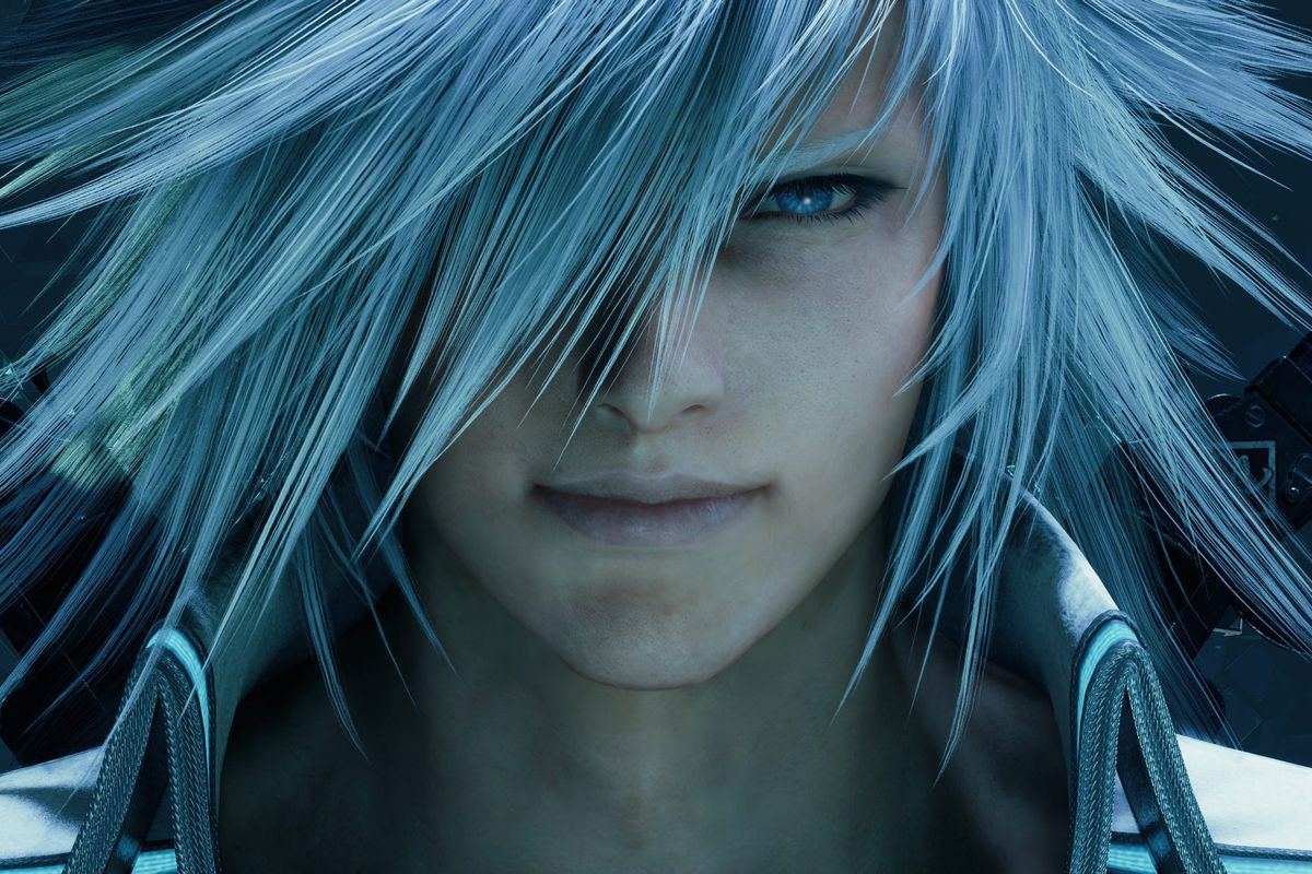 Weiss the Immaculate in Final Fantasy 7 Remake Intergrade