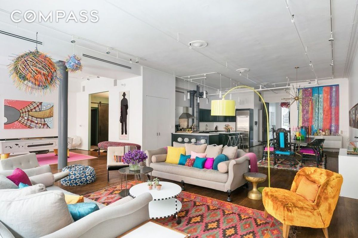 Mod Soho Loft Once Owned By Whoopi Goldberg Wants 7 5m Curbed Ny