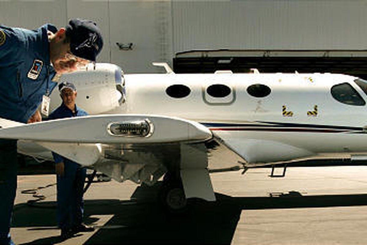 Cessna Aircraft plans 1,300 more layoffs - Deseret News