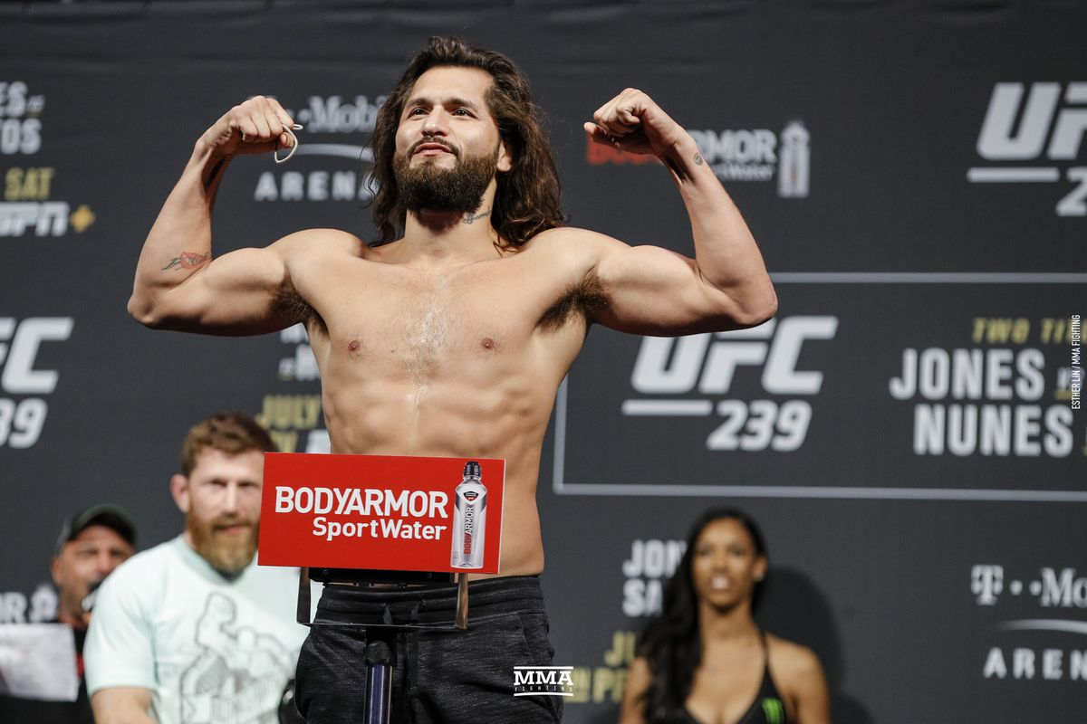 Who is Masvidal?