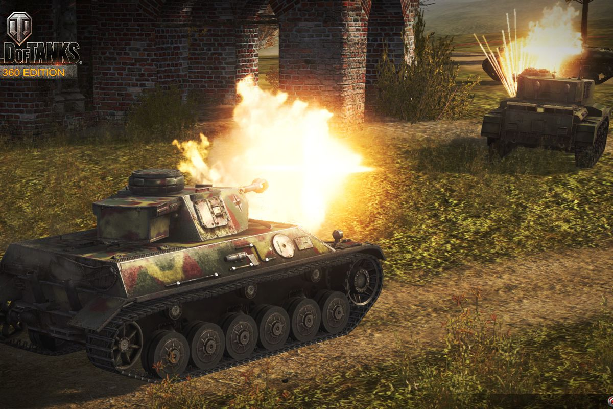 World of Tanks: Xbox 360 Edition free for all this weekend