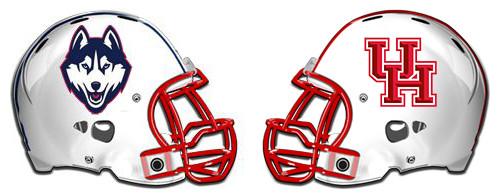 UConn Huskies vs Houston Cougars