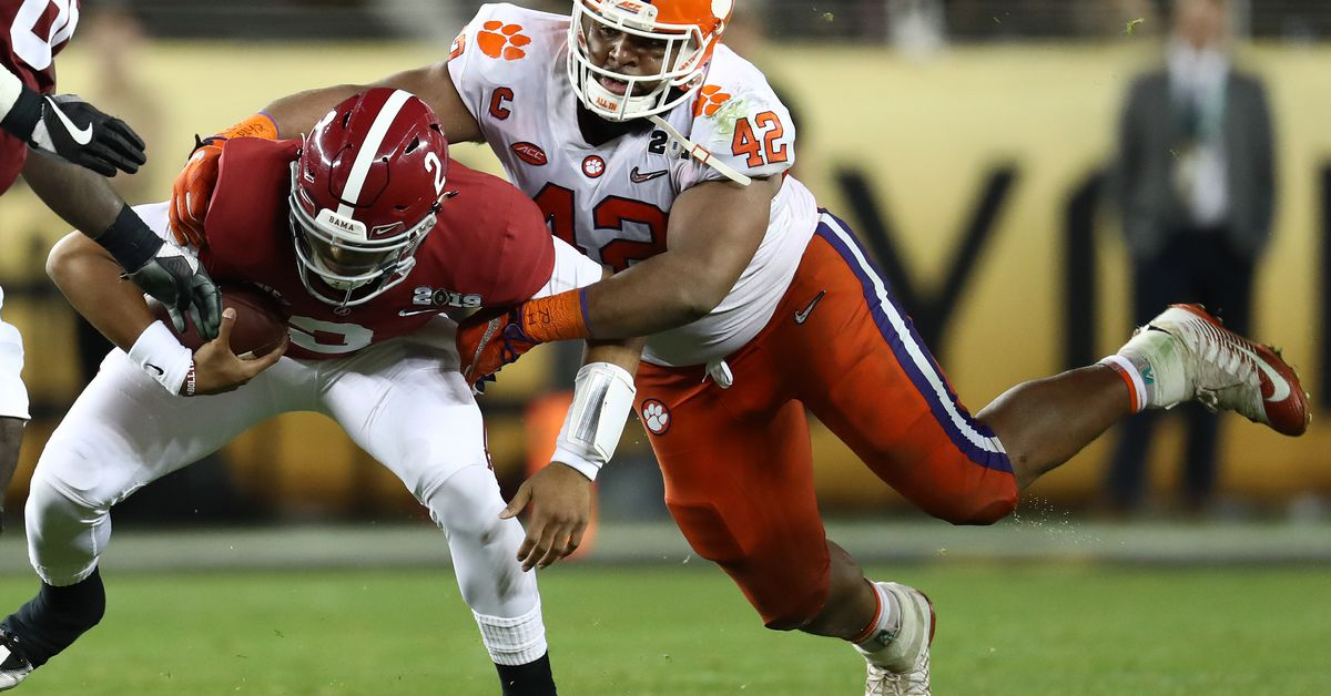 2019 Expert Draftland: 32 Draft Authorities Predict Who the Browns Will Select in Round One