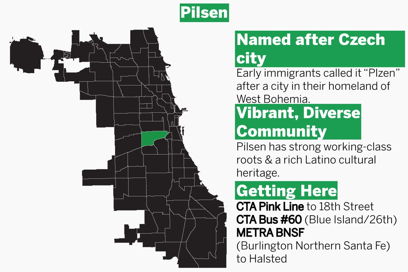 Chicago's Pilsen neighborhood: Dining, shopping, events and things