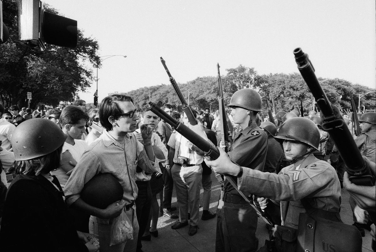 1968 convention protests