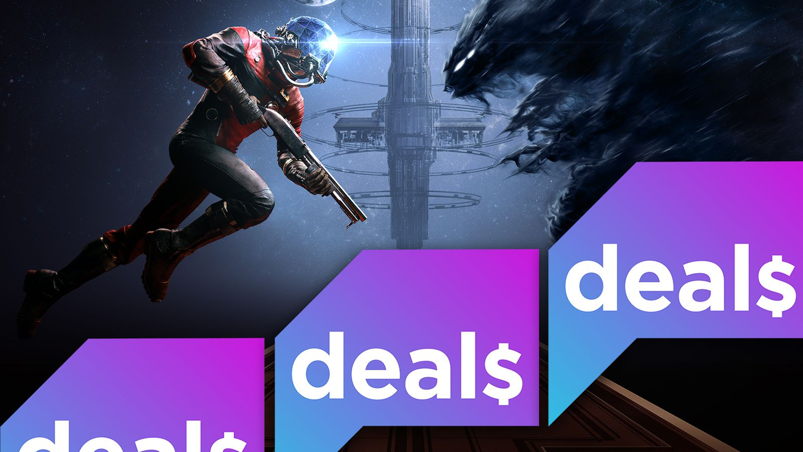 Xbox One S console discounts, $35 off Prey, and more of the best game deals