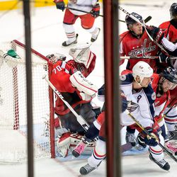 Holtby Snaps Back