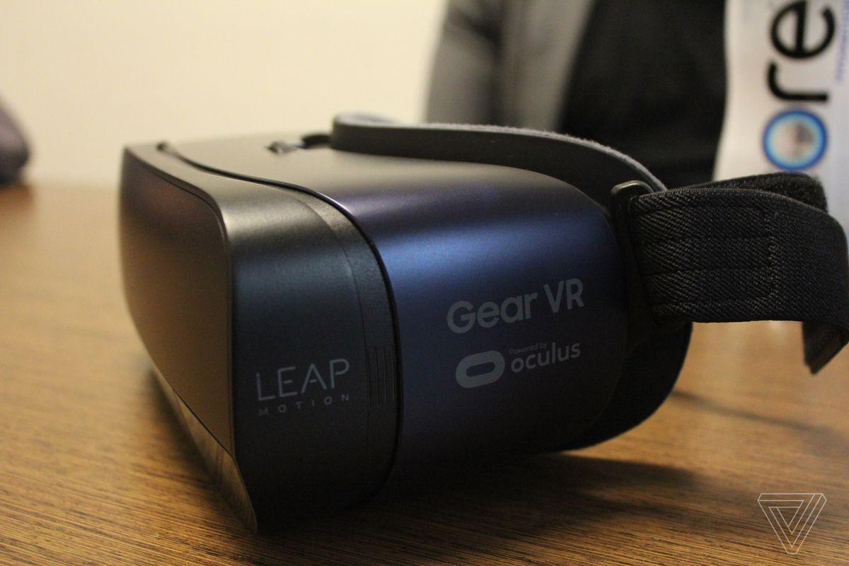 Leap Motion Mobile Platform