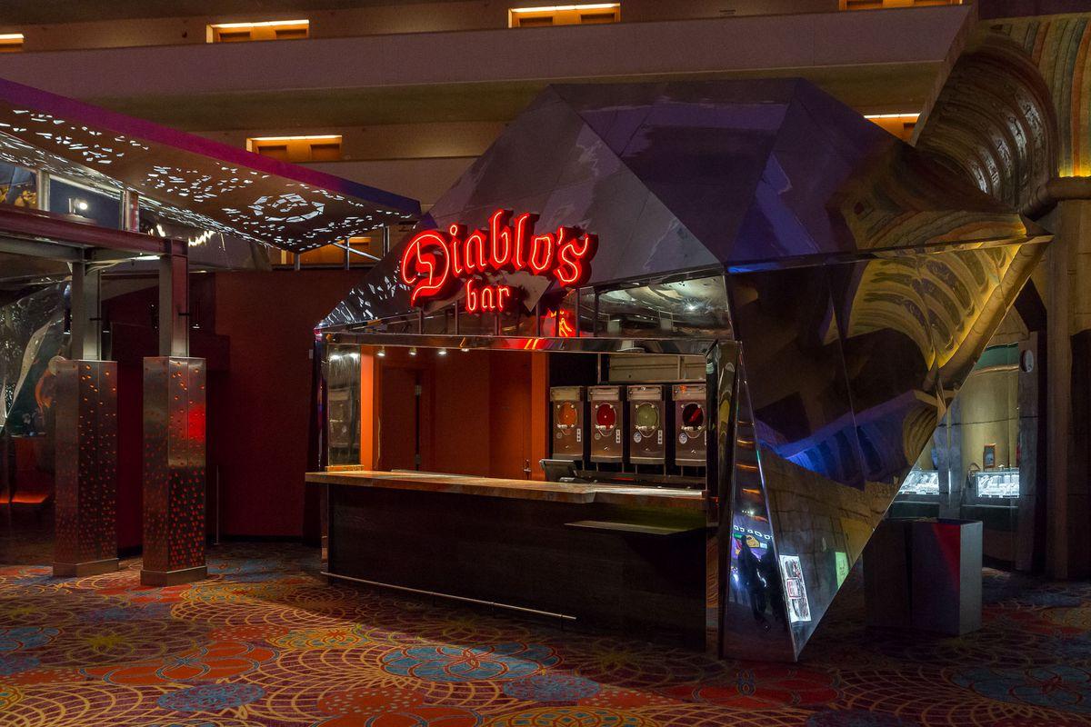 Diablo's Cantina - Diablo's Las Vegas |Diablos Las Vegas Menu