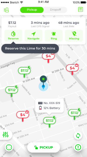 Electric scooter charging is a cutthroat business, and Lime