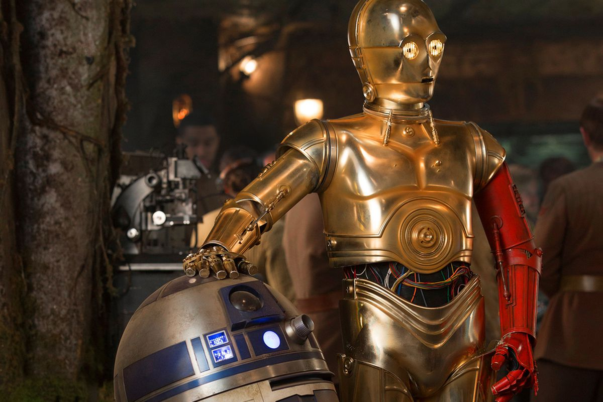 the story behind c 3po s red arm is a mini tragedy about droids and sacrifice the verge. Black Bedroom Furniture Sets. Home Design Ideas