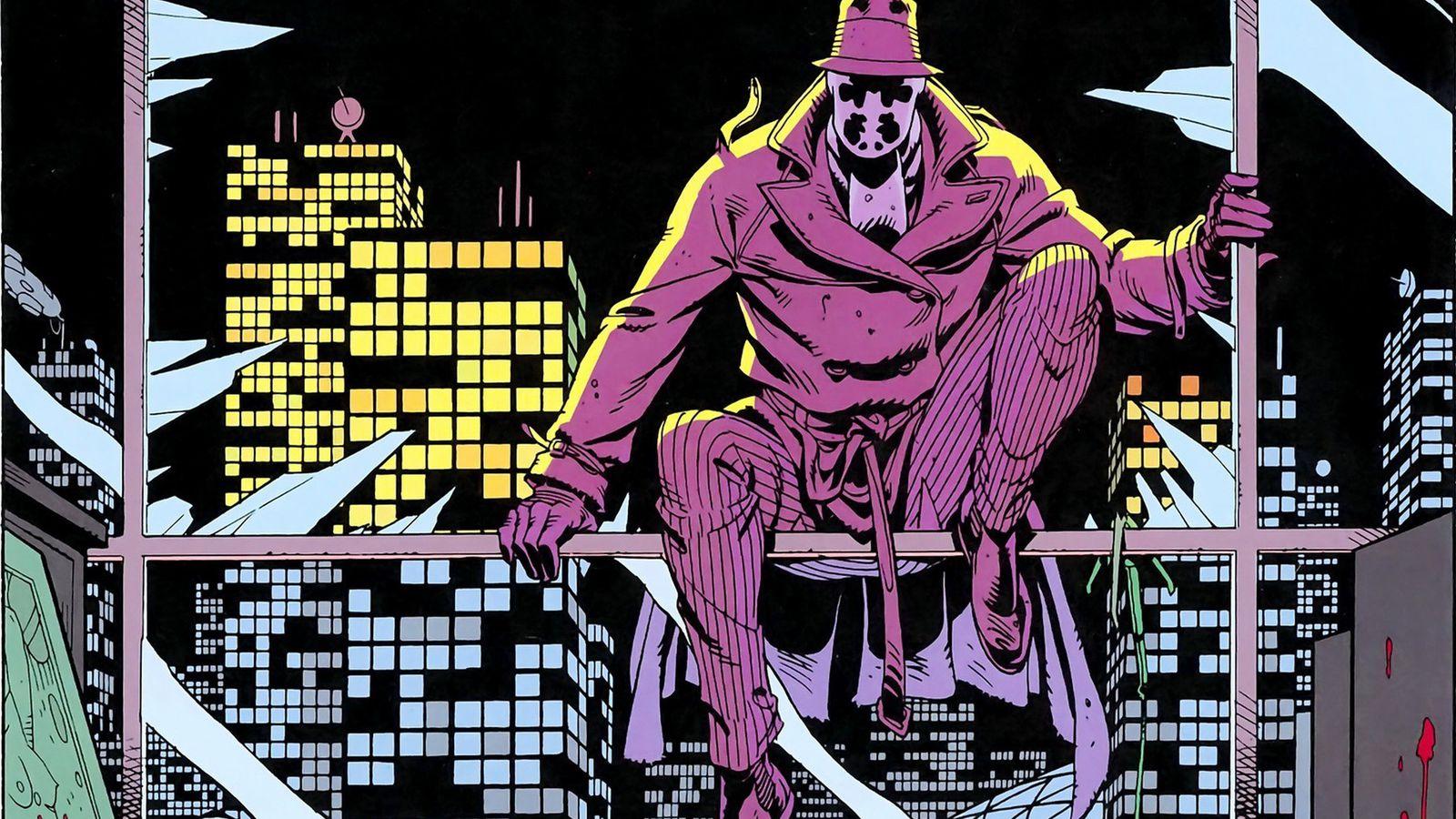 Dear Ted Cruz: Rorschach is not a hero | Polygon