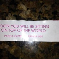 """About a month before departing for Nepal, David Roskelley said he got his fortune: """"Soon you will be sitting on the top of the world."""""""