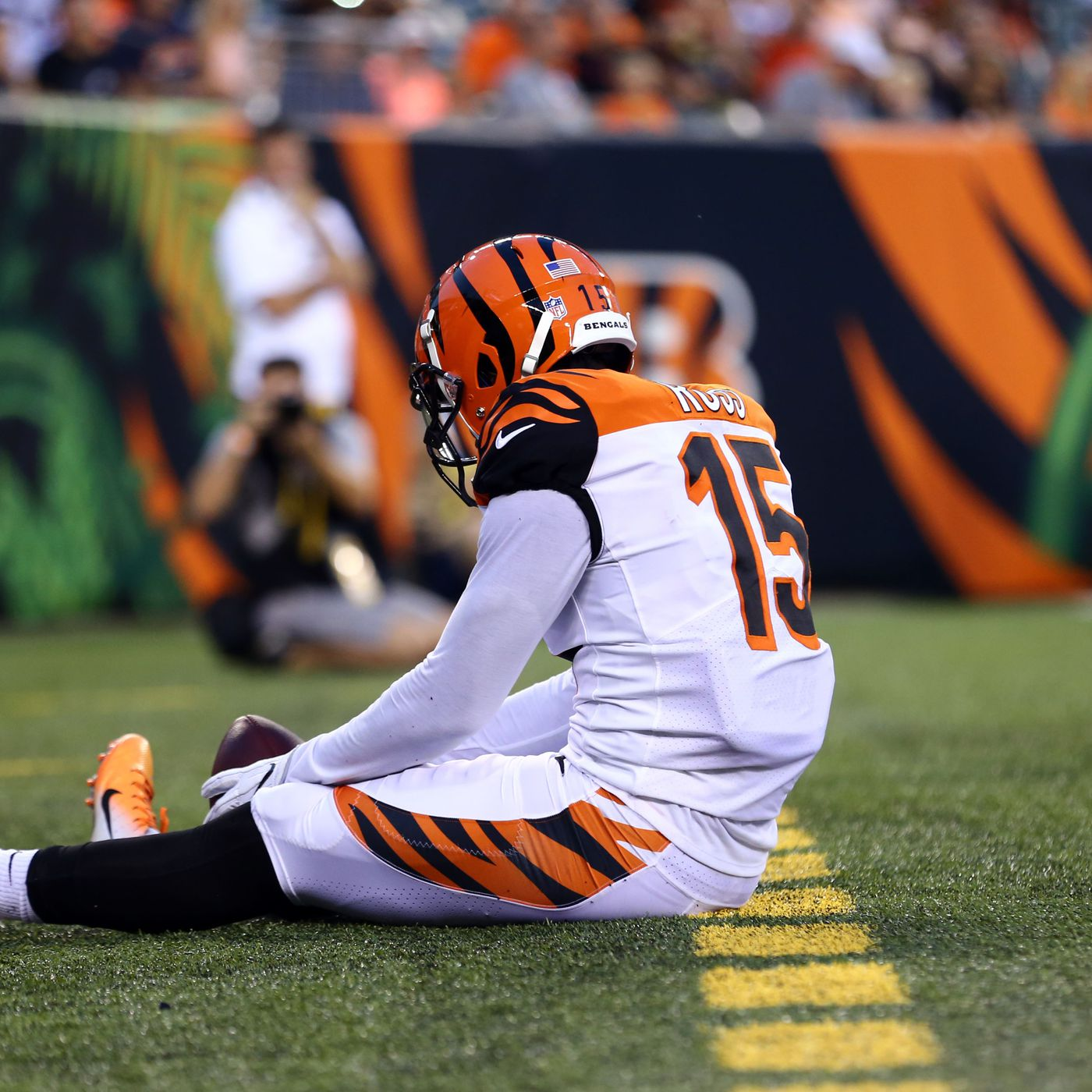 best service a25c2 b2491 NFL trade rumors: Bengals shopping John Ross 2 years after ...