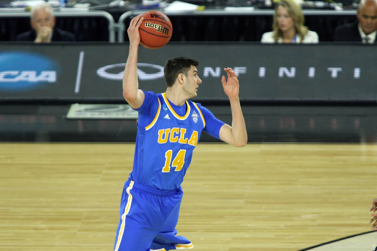 GG was the pass first player UCLA needed off the bench