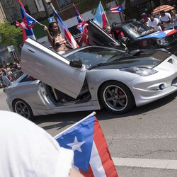 39th Puerto Rican Peoples Parade in Humboldt Park. | Rick Majewski/For the Sun-Times.