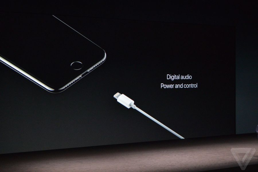 Apple Lightning Headphone Announcement Photos