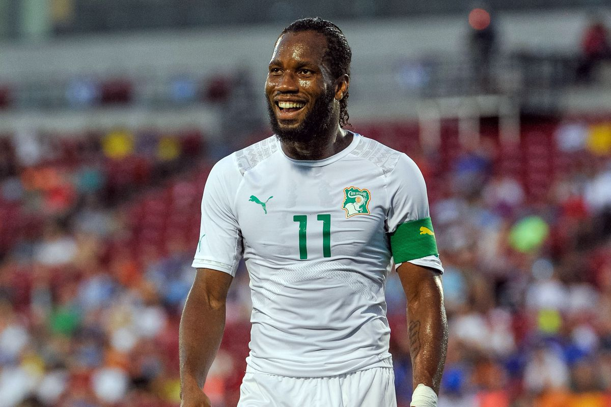 It's official: Drogba is coming to Montreal to play.