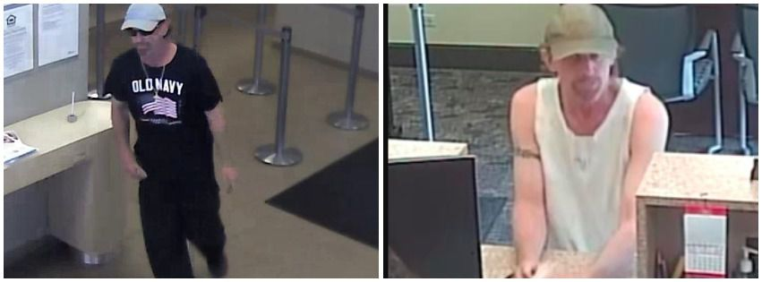 A man robbed a Citibank in the Loop.