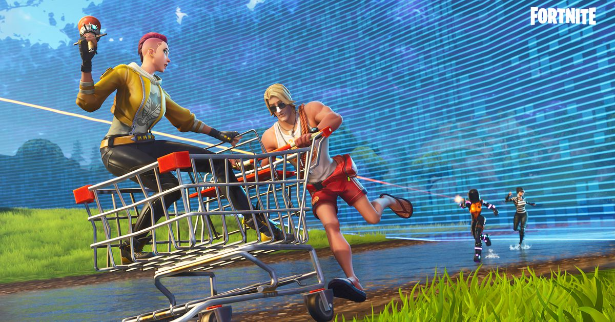 Fortnite Patch Notes