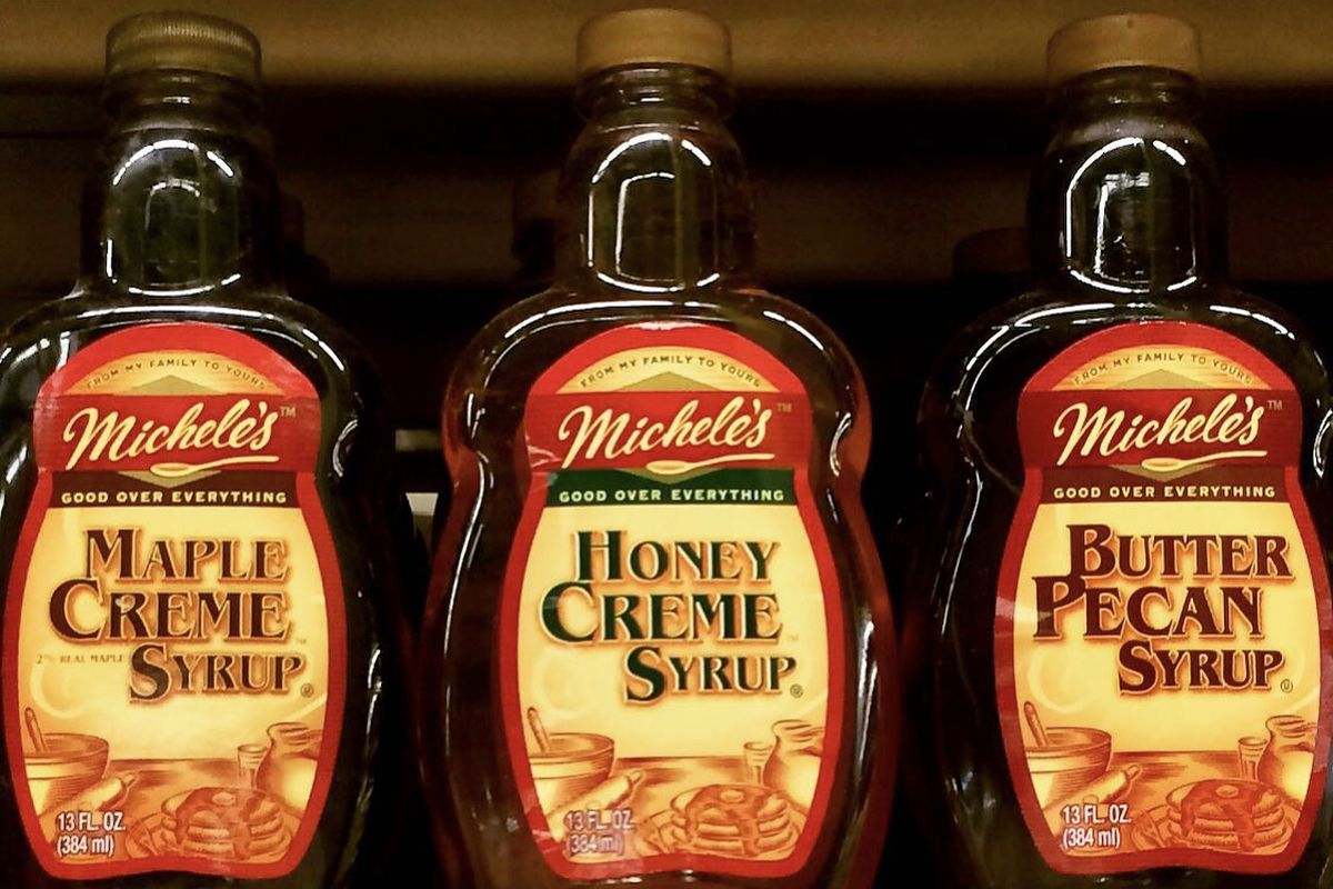 Michele's Syrup