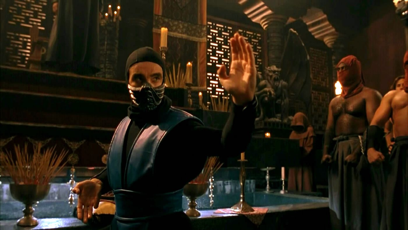 Apparently The New 'Mortal Kombat' Movie Will Be As Fun As 'Deadpool'