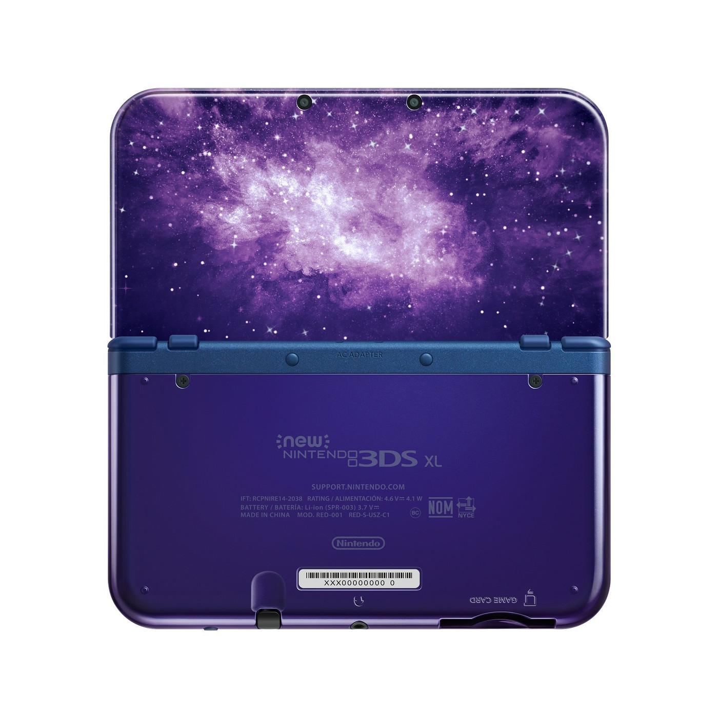 Cover for Old Style Nintendo 3DS XL
