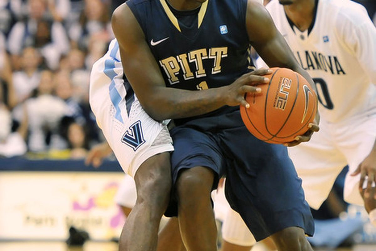 Travon Woodall and Pitt are still No. 1 (Photo by Drew Hallowell/Getty Images)