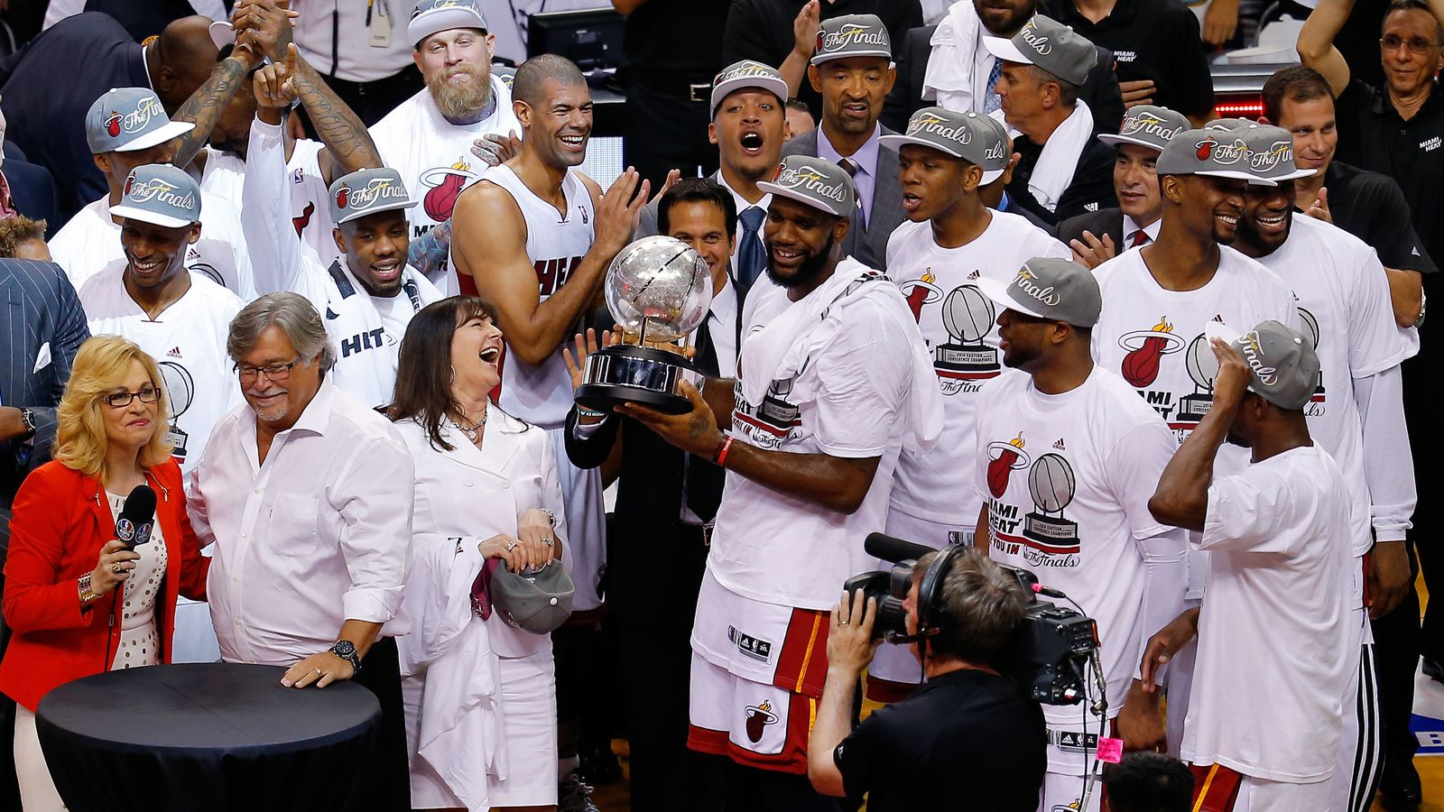 Recap: Heat win East for 4th straight season, return to ...