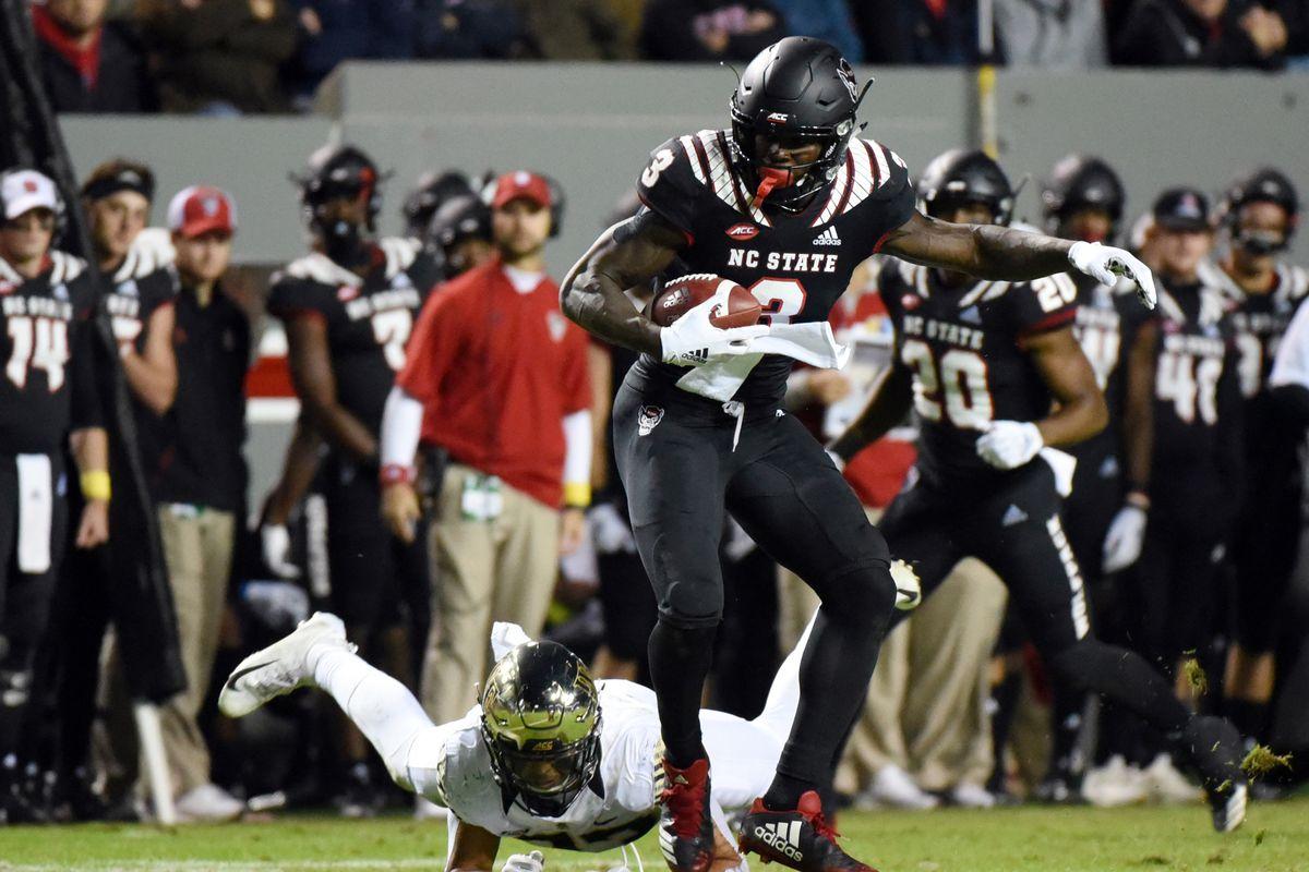 NCAA Football: Wake Forest at North Carolina State