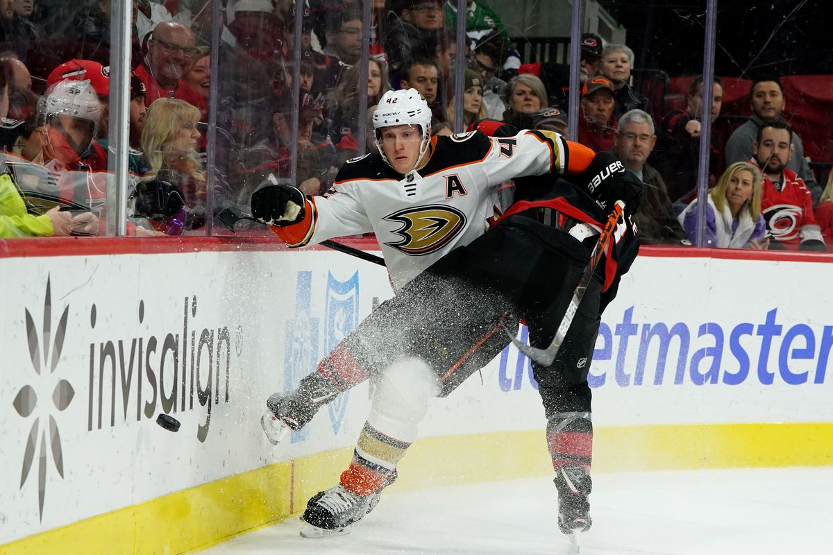 Anaheim Ducks @ Carolina Hurricanes RECAP: Solid Steel