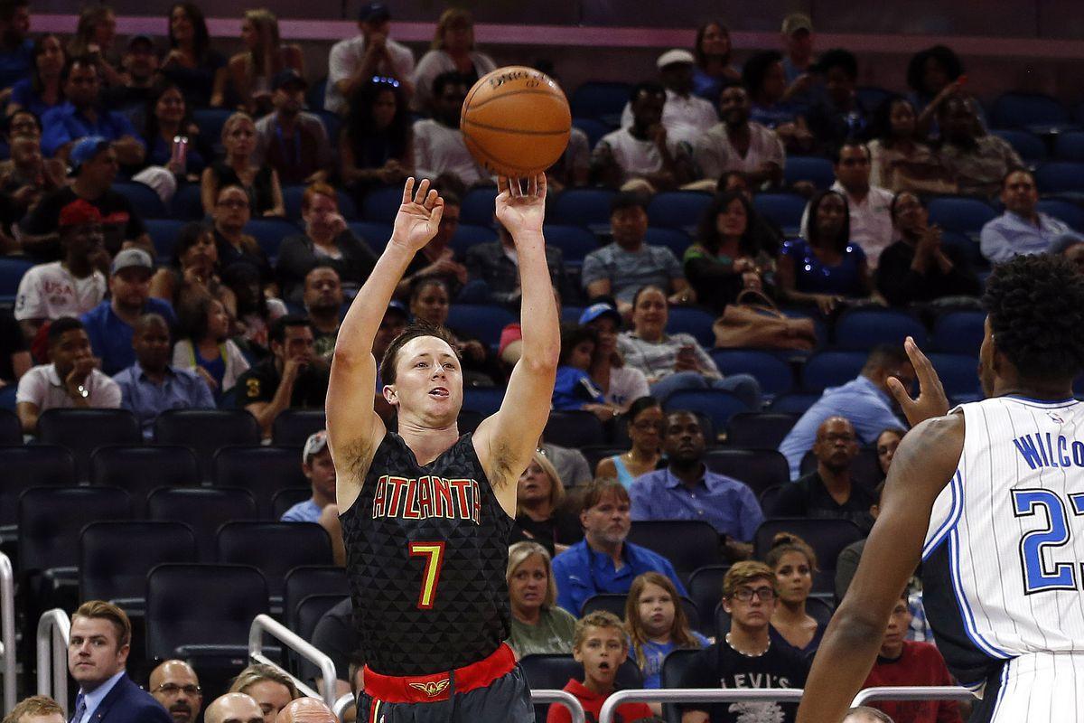 NBA: Preseason-Atlanta Hawks at Orlando Magic