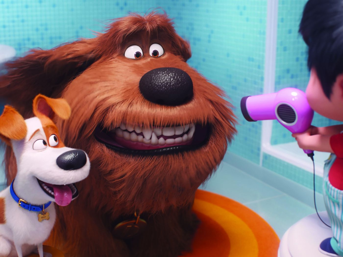 Movie Review Secret Life Of Pets 2 Has Cute Animals Harrison Ford And A Forgettable Storyline Deseret News