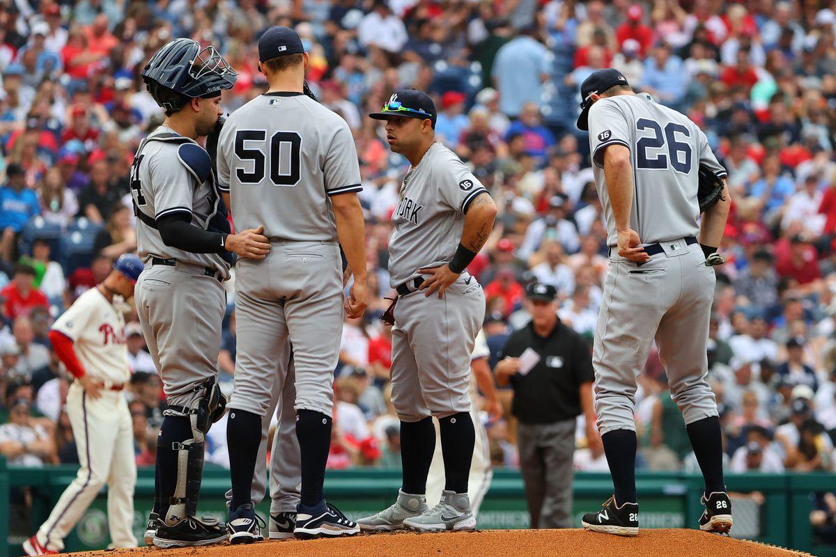 MLB: JUN 12 Yankees at Phillies