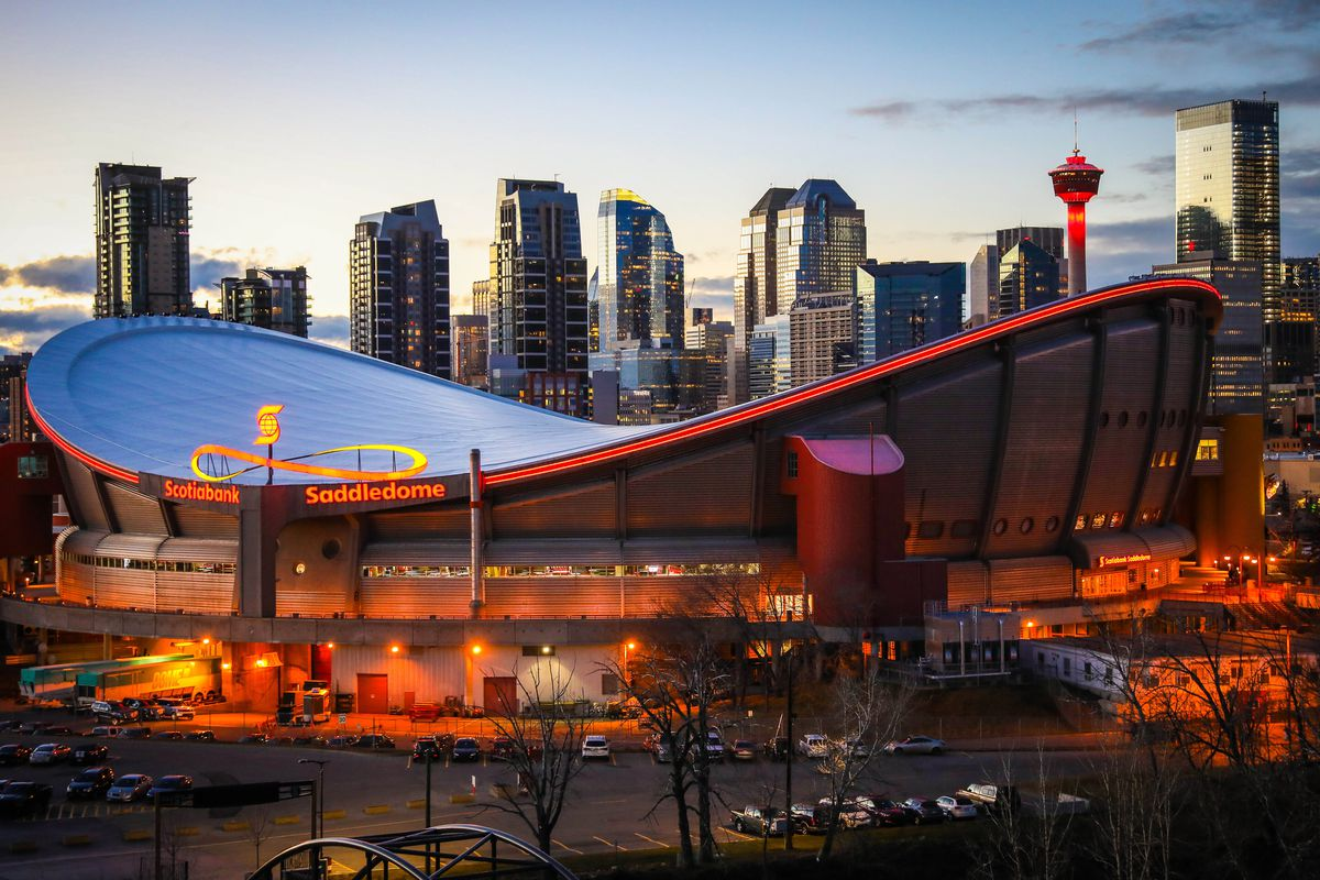 Brett Wilson Wants A New Arena For The Calgary Flames Matchsticks And Gasoline