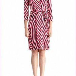 """<a href= """"http://www.dvfsamplesale.com/New%20Julian%20Dress/D2765001J12,default,pd.html?dwvar_D2765001J12_color=HRBPM&start=10&preselectsize=yes&cgid=dresses"""">New Julian Dress</a>. Was $365, Now $219"""