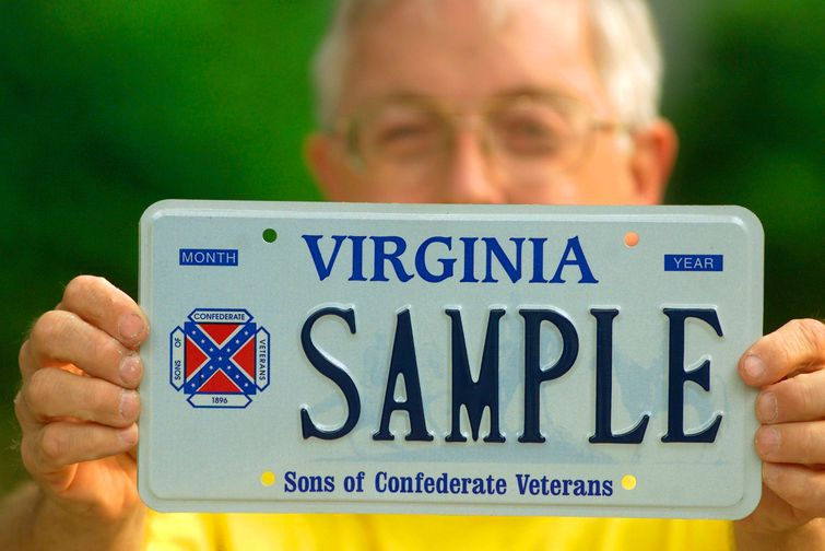 Virginia will no longer offer Sons of Confederate Veterans plates.
