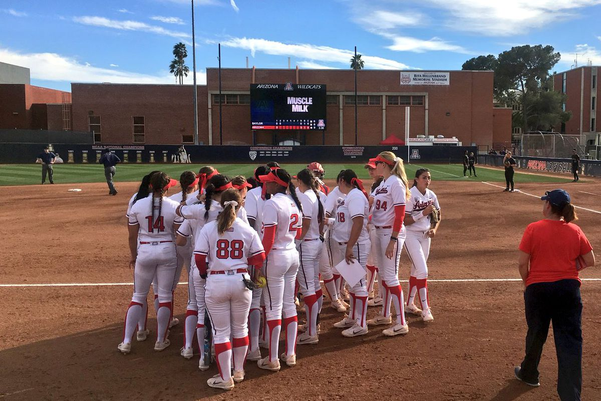 Arizona softball: Wildcats sweep Oregon State to start Pac-12 play - Arizona Desert Swarm