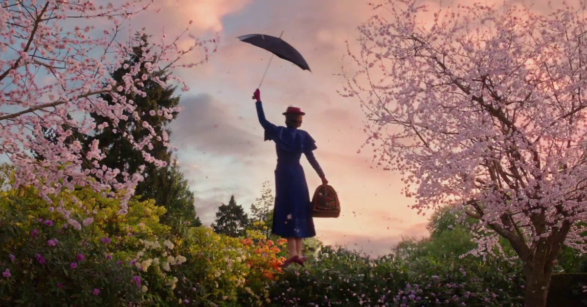 Mary Poppins Returns trailer reveals new songs, animated ...