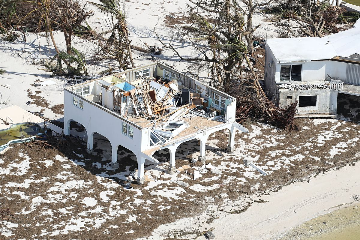 Residents of the southern Florida Keys start to return home after Irma