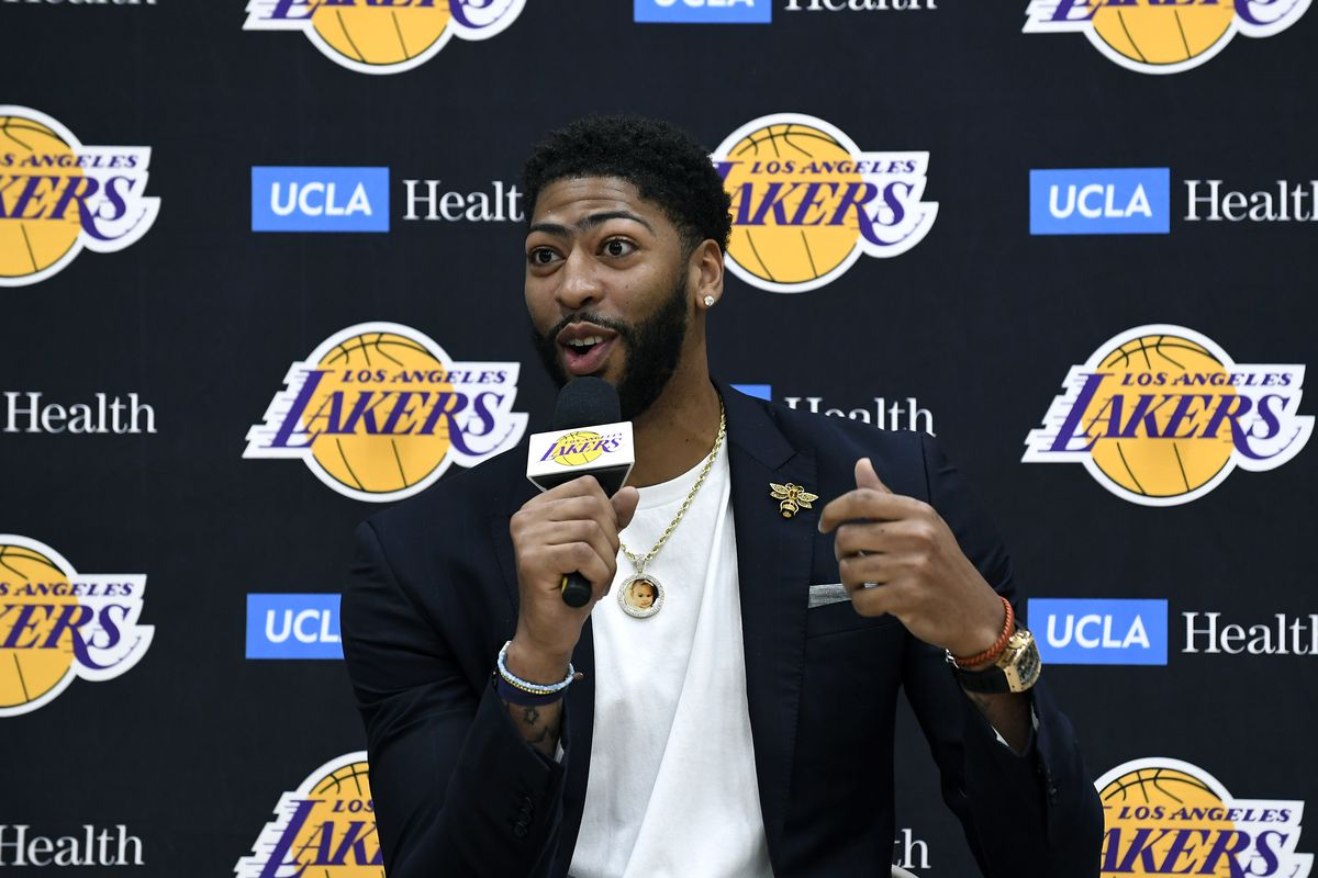 Anthony Davis thinks Lakers could beat any team in a seven-game series