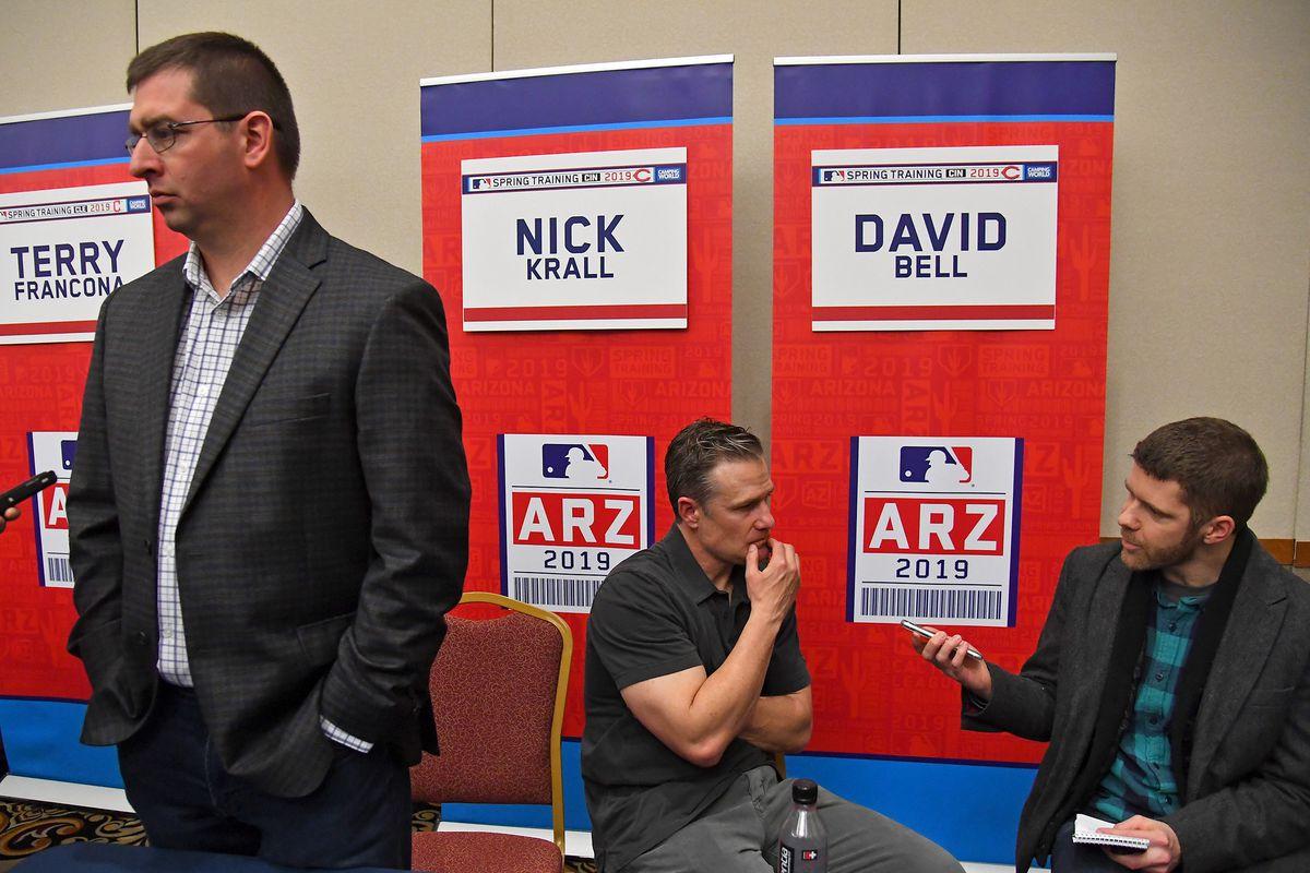 MLB: 2019 Spring Training Media Days