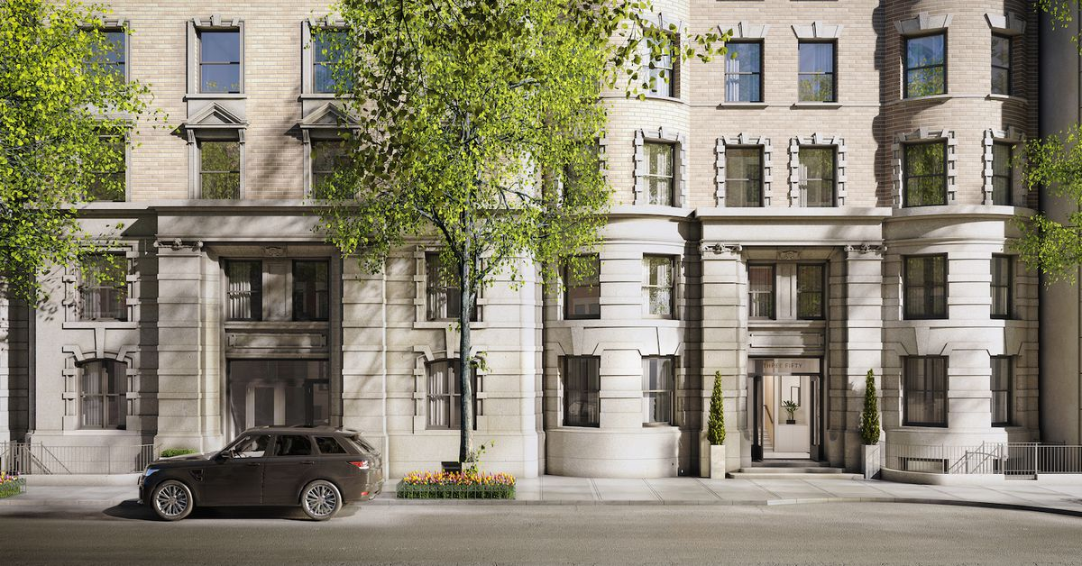 One Of The Upper West Side S Historic Districts Gets A New