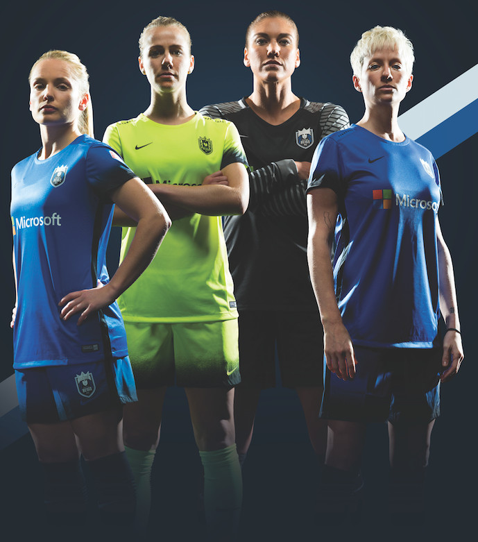 7ce0dde57 The Definitive 2016 NWSL Team Jersey Power Rankings - Sounder At Heart