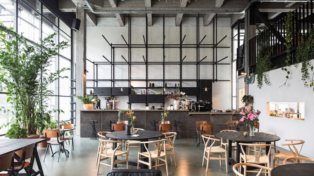 Nyc S High Line Inspired This Sleek Coworking Space In