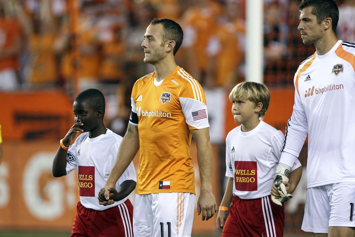 What does Brad Davis mean to the Houston Dynamo? In short: A whole heck of a lot.