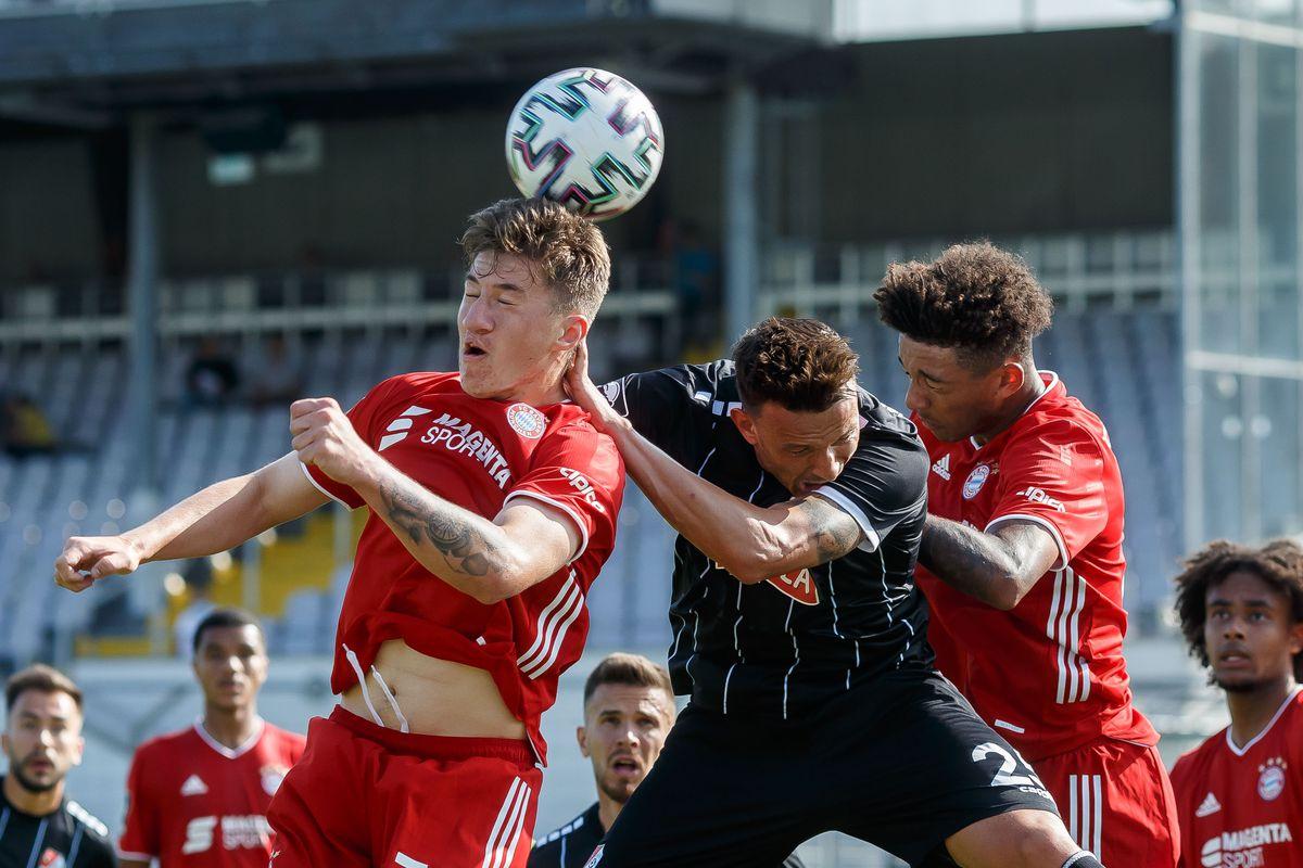Bayern Muenchen II v Tuerkguecue Muenchen - 3. Liga
