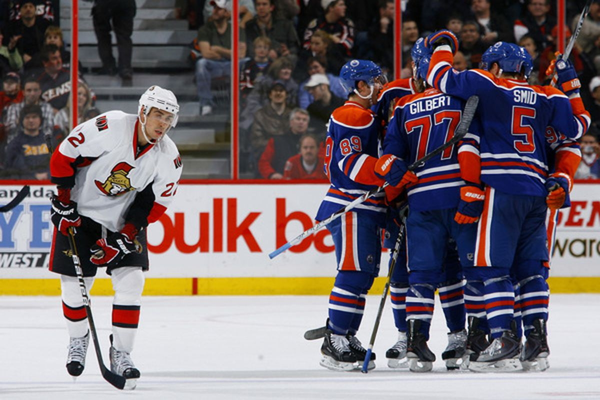 Who's the better offensive defenseman? The result may not surprise you.